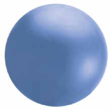 Giant Cloudbuster Balloon - 5.5ft Blue